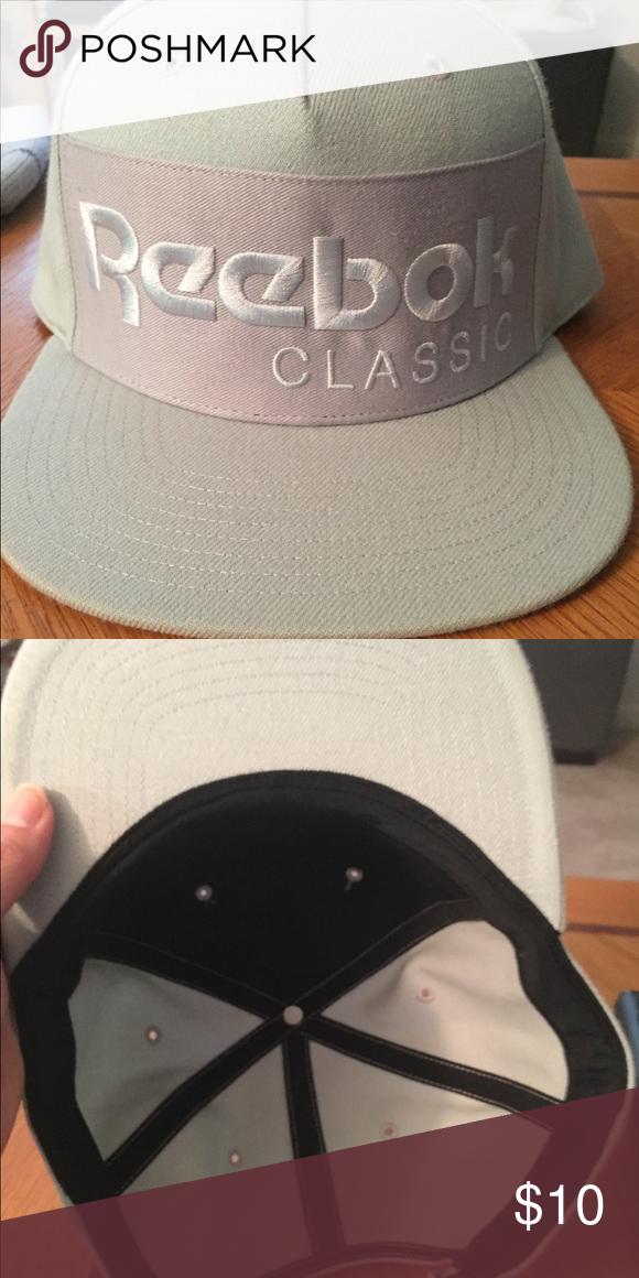 05f8d900ef4 NEW reebok classic hat SnapBack hat- NEE Reebok Accessories Hats ...