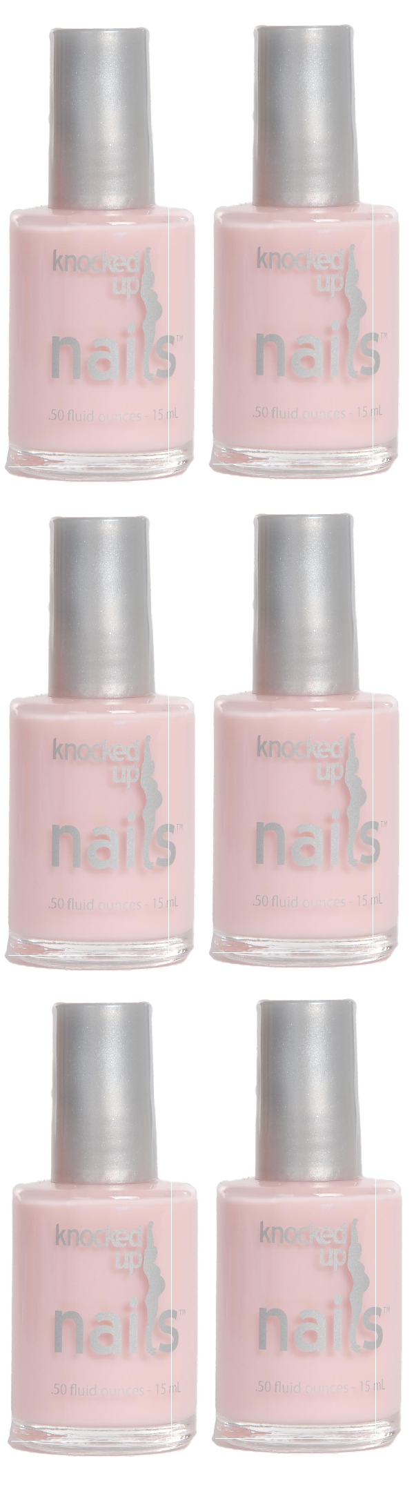 Knocked Up Nails, pregnancy safe nail polish, perfect for a baby ...