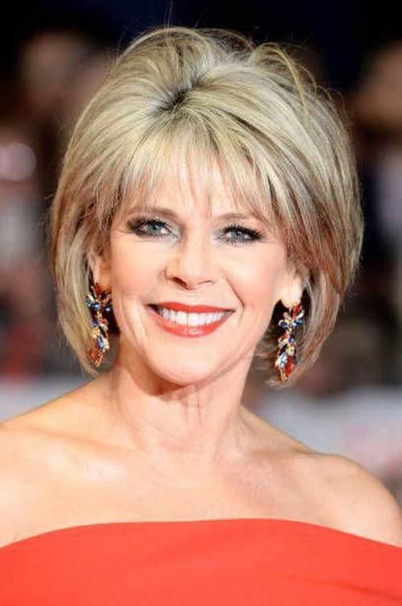 44 best layered bob haircuts for women over 50 in 2020