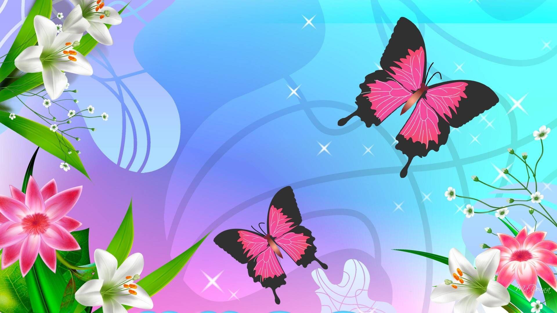 Beautiful Butterfly Wallpapers Wallpaper