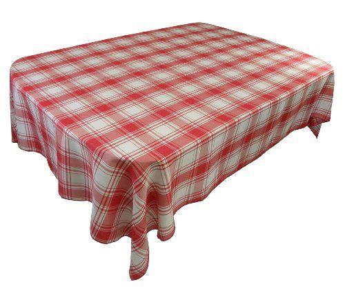 American Plaid Tablecloth Red, 60x84 by Myles Myles table http://www.amazon.com/dp/B00E0LKFXM/ref=cm_sw_r_pi_dp_S8cyub0G4KPHS