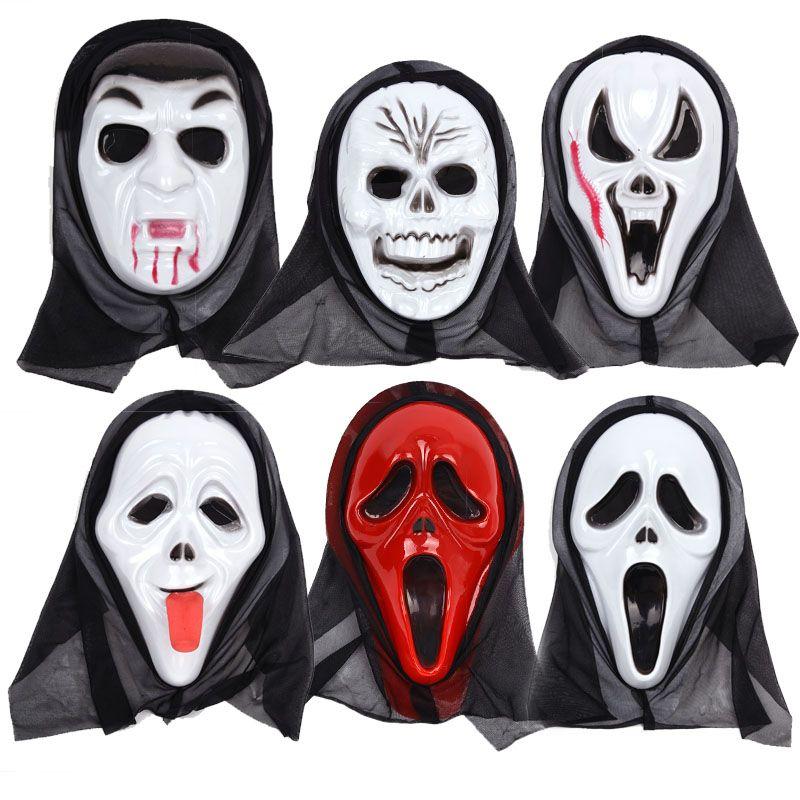 Cole o de mascara de terror m scaras de terror - Mascara de terror ...
