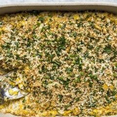 This Cheesy Corn Casserole Will Get You Through Thanksgiving