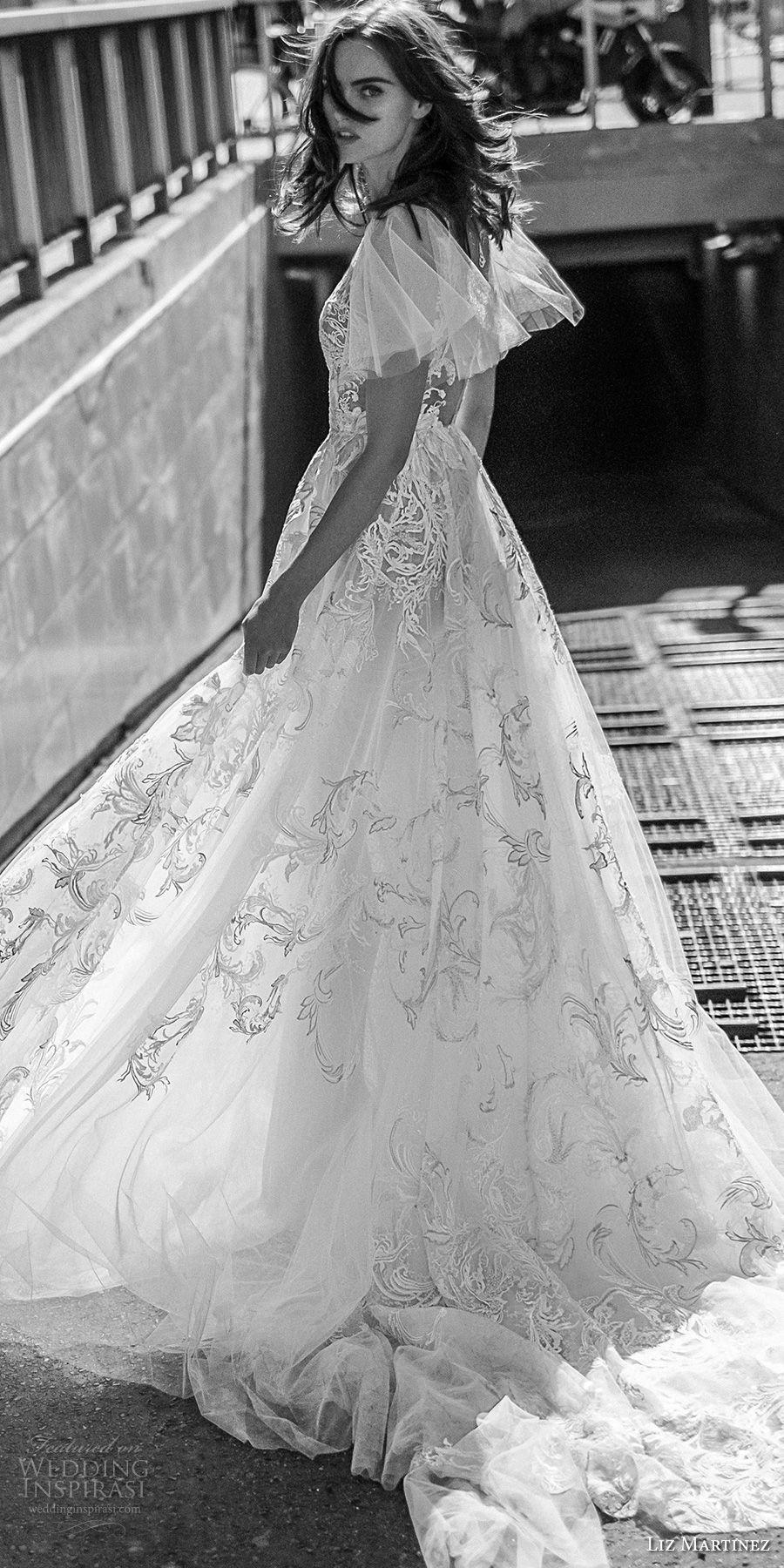 Liz martinez wedding dresses weddingdress pinterest