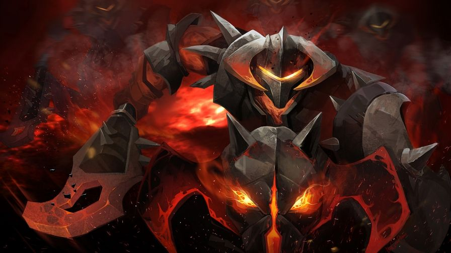 chaos knight dota iphone7 wallpaper download high resolution