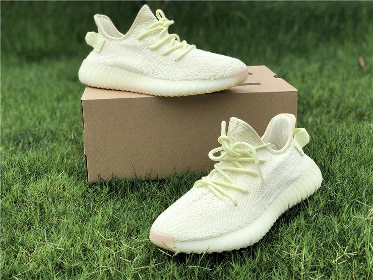 separation shoes 34d84 6def5 The adidas Yeezy Boost 350 V2 Butter at select adidas stores ...