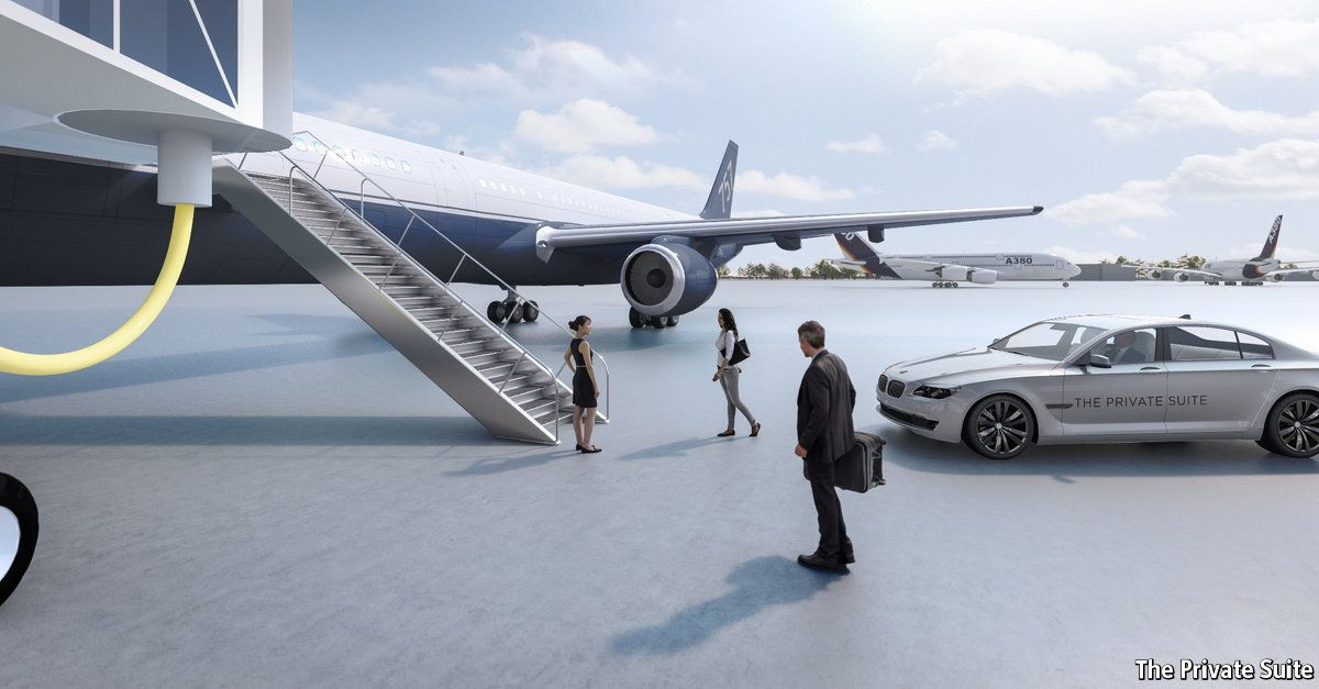 Airport Terminals For The Super Rich Might Be Best For Everyone Los Angeles Airport Los Angeles International Airport Los Angeles