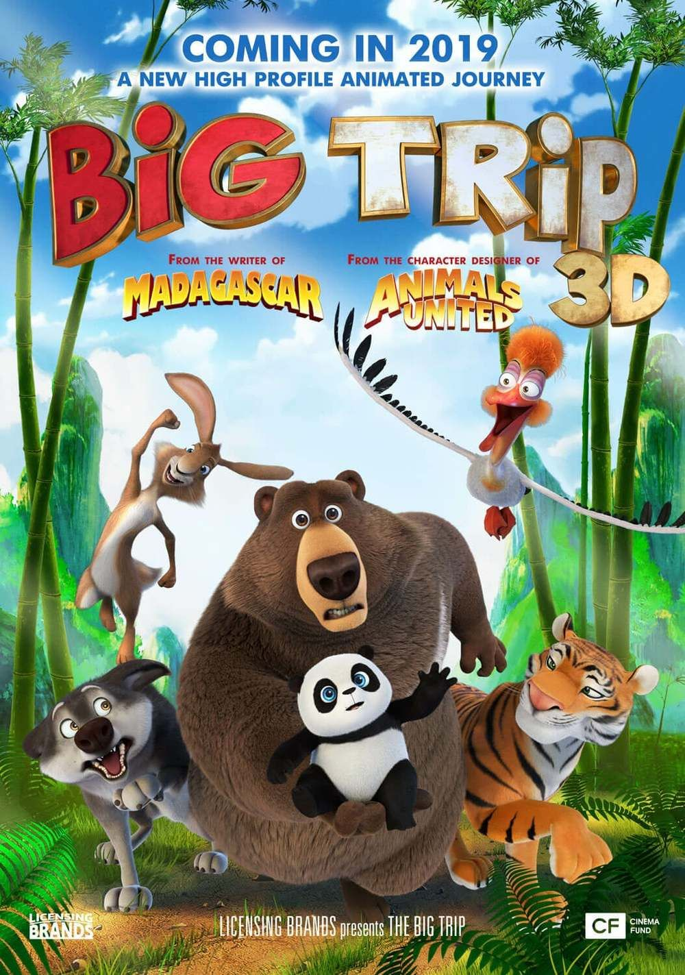 The Big Trip Trip Full Movies Online Free Movies Online