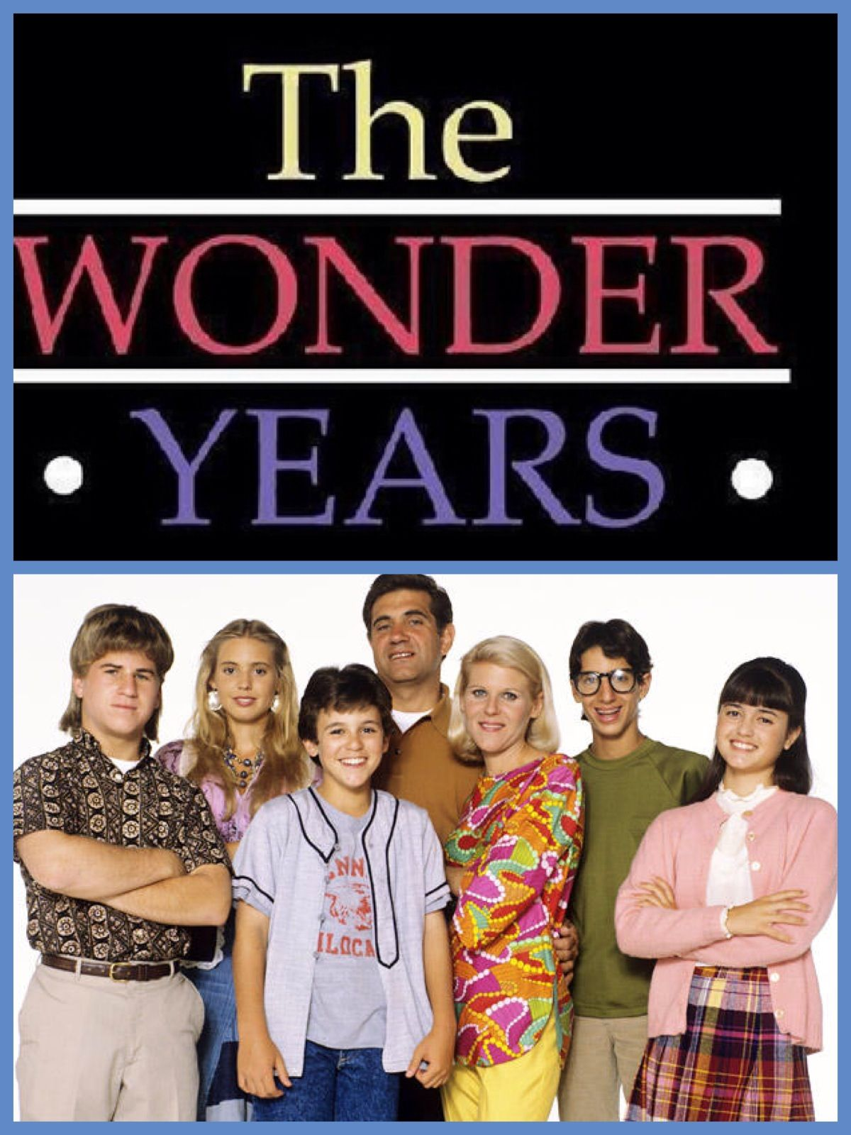 The Wonder Years 1988 1993 Kevin and his family The Wonder