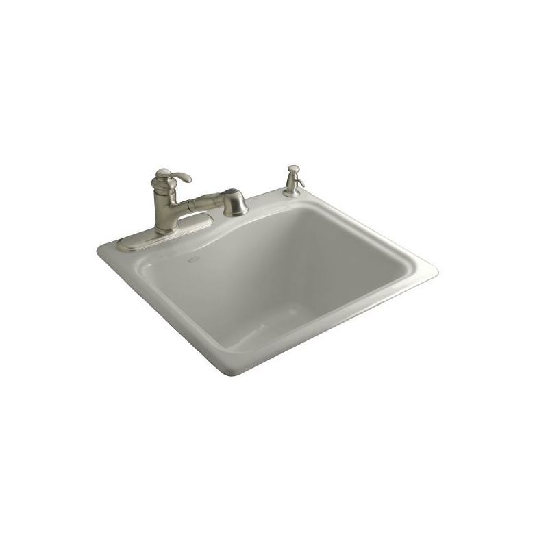 Kohler K 6657 1 Sink Utility Sink Faucet