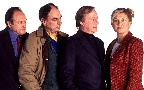 BBC's television show New Tricks | Favorite British TV Shows