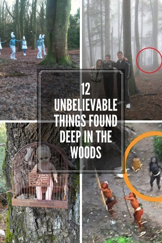 10 Scary Images That You Have Never Seen Before