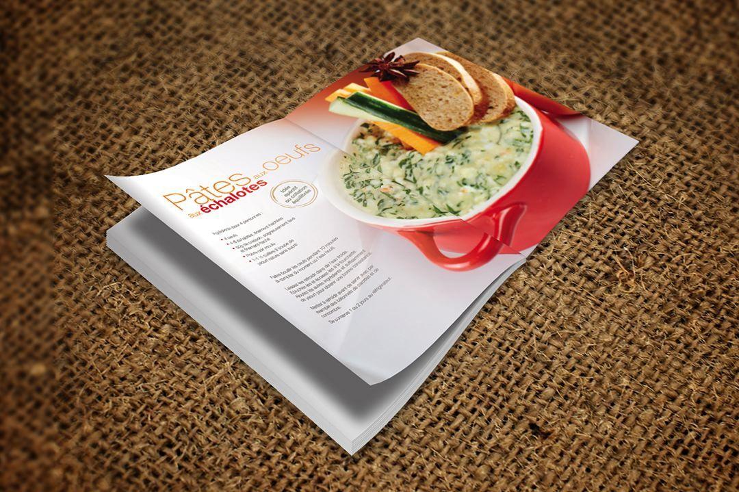 oeudor inicia eggs recipes food mauritius brochure o8 origin8concepts branding