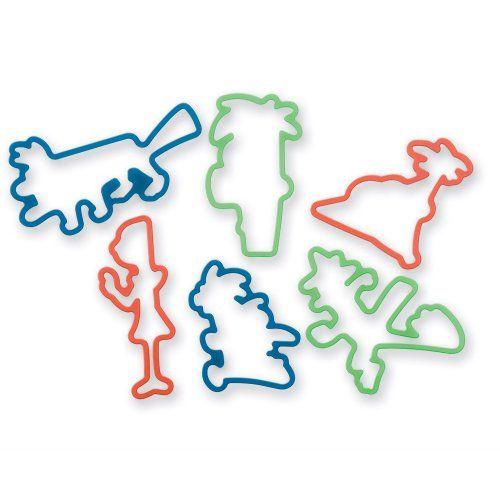 48 Phineas & Ferb Smile Bands @ niftywarehouse.com #NiftyWarehouse #Geek #Gifts #Collectibles #Entertainment #Merch