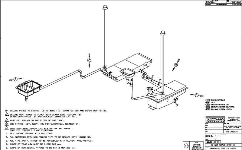 rv plumbing diagram google search tiny house pinterest rv rh pinterest com rv plumbing system diagram rv hot water tank plumbing diagram
