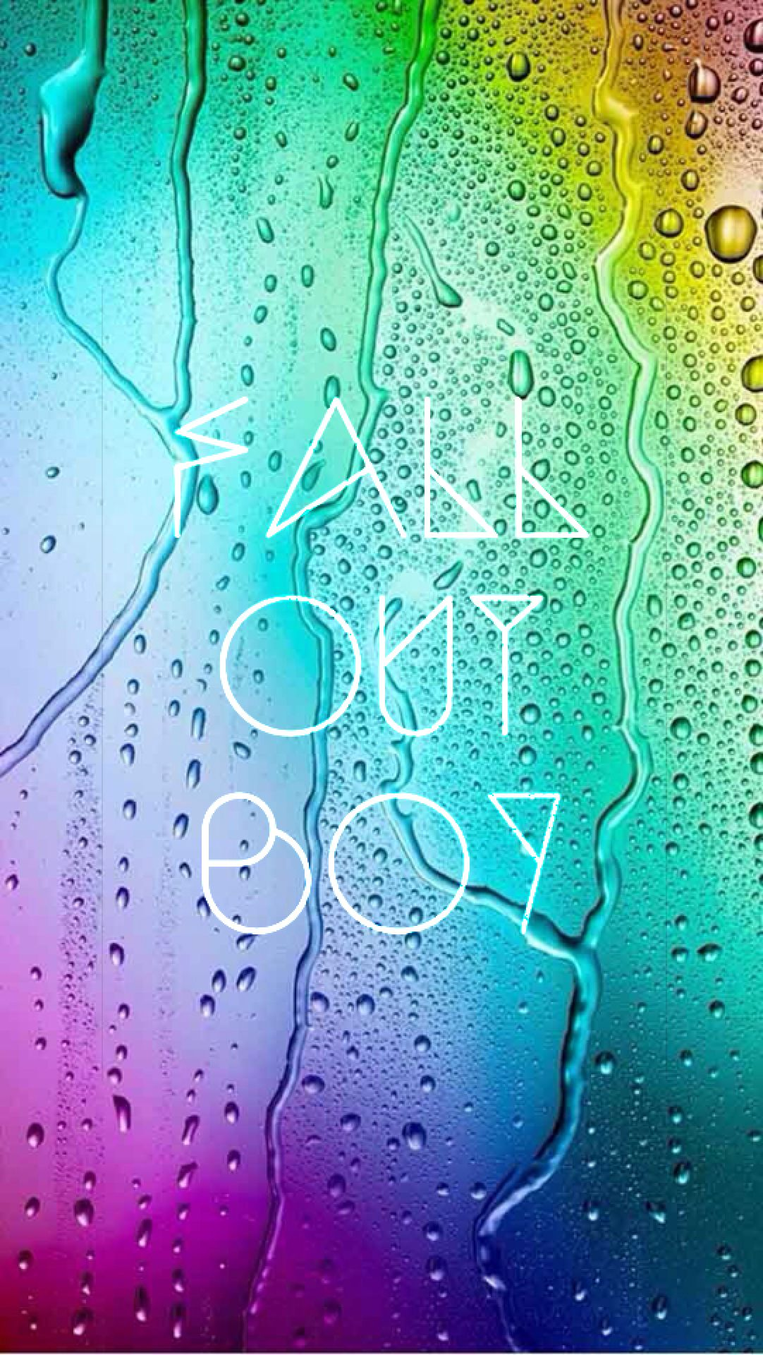 Fall Out Boy iPhone 5 wallpaper that I made... I thought that I should  share | S5 wallpaper, Abstract iphone wallpaper, Rainbow wallpaper