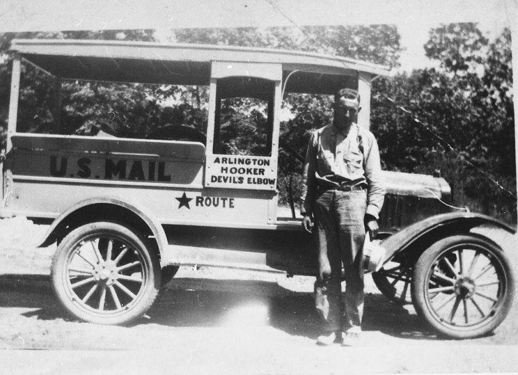 Joseph Henry Wieners, Missouri Rural Mail Carrier in 2020