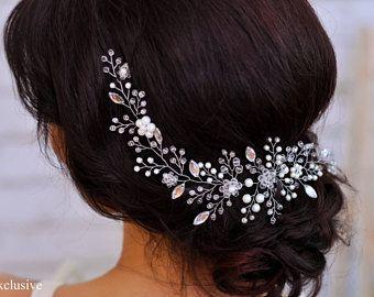 Hochzeit Kopfschmuck für Hochzeit Haarschmuck für Hochzeit