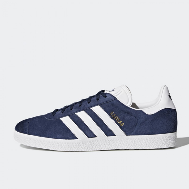 Sepatu Sneakers Adidas Gazelle Navy Original Bb5478 Shopee