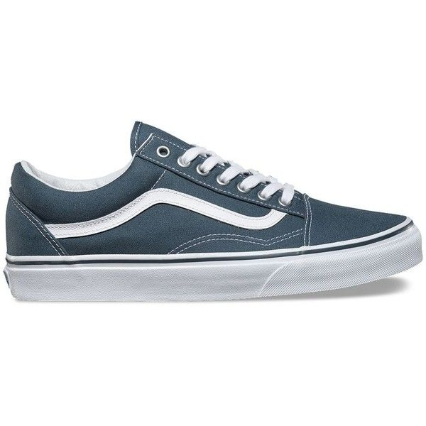 e0c5a697408539 Vans Canvas Old Skool ( 55) ❤ liked on Polyvore featuring men s fashion