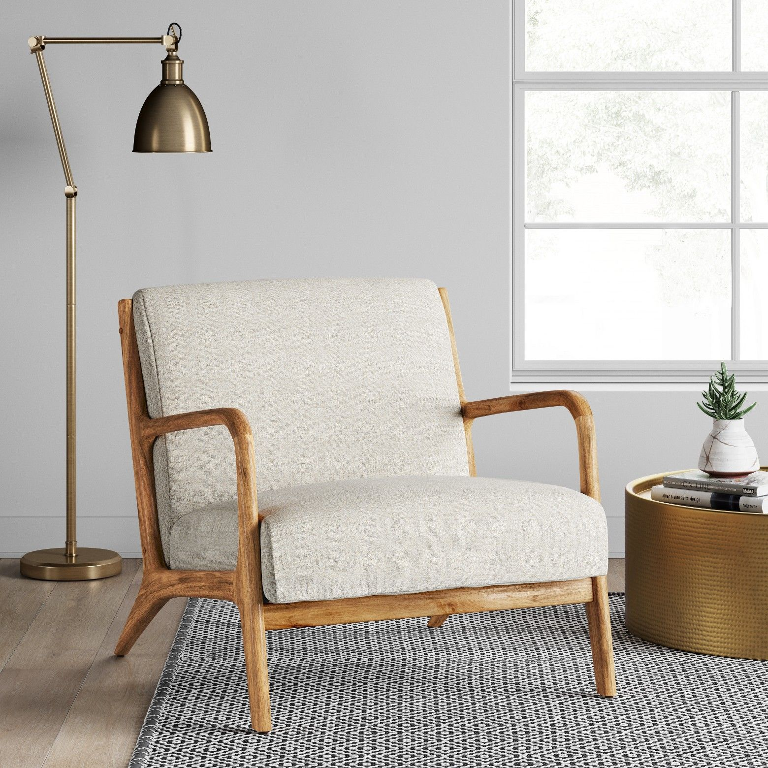Esters Wood Arm Chair Project 62™