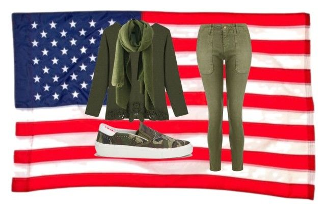 """""""They fought for our country now let us help them #oursoldiers"""" by co-co-setters ❤ liked on Polyvore featuring Evergreen, Ash, Current/Elliott, country and soldiers"""