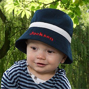 Hand Painted Personalized Infant hat Baby Sun Hat New Born Sun Hat Infant floppy hat Infant Sun Hat