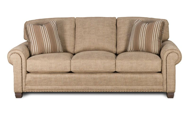 Beautiful 393 Transitional Sofa Grand Home Furnishings New Design - Popular smith brothers sofas Style