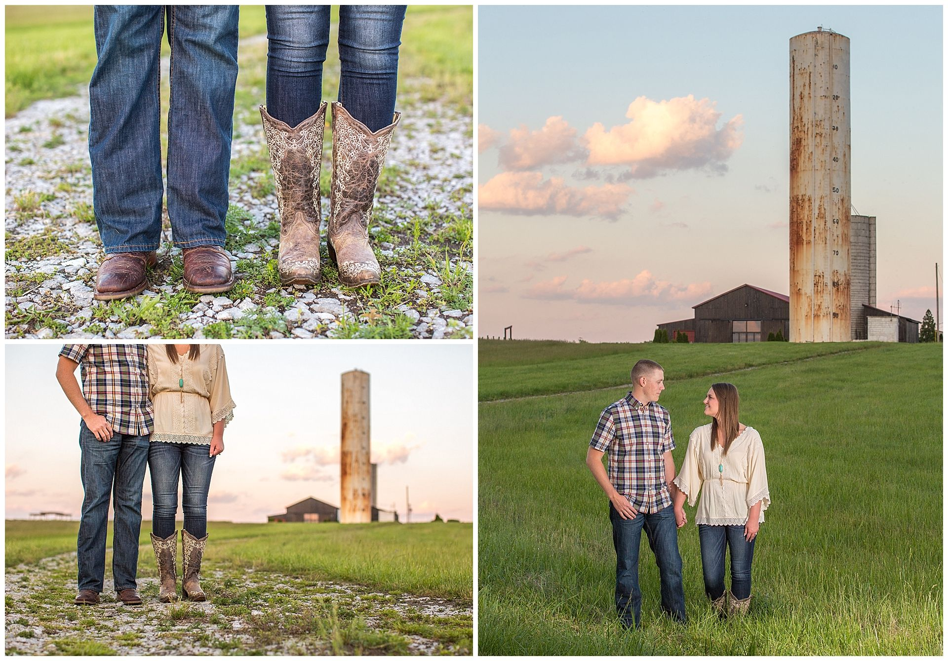 Talon Winery Engagement Session in Lexington, Kentucky ...