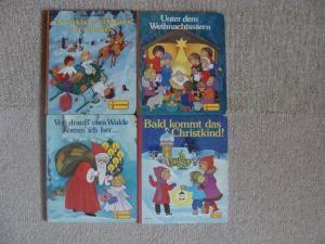 Gebrauchtes Buch Felicitas Kuhn Marianne Bock Hartmann Bald Kommt Das Christkind Unter Dem Weihnachtsste Weihnachtsstern Christkind Gebrauchte Bucher