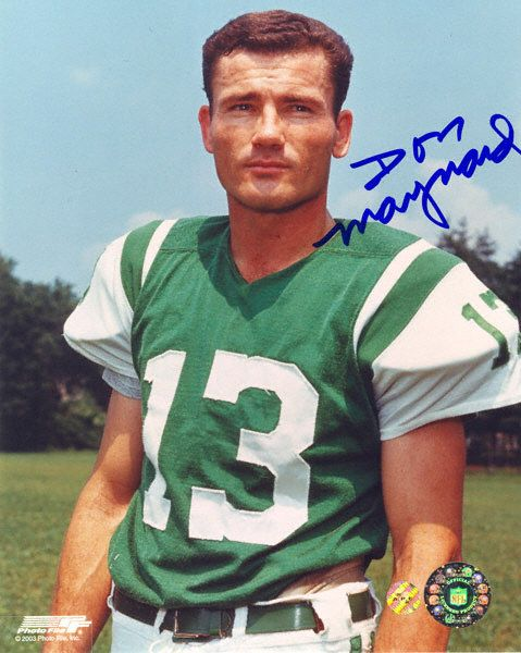 07eae09b92b Maynard Nfl Facts, Jets Football, Football Players, Nfl Hall Of Fame,  Football