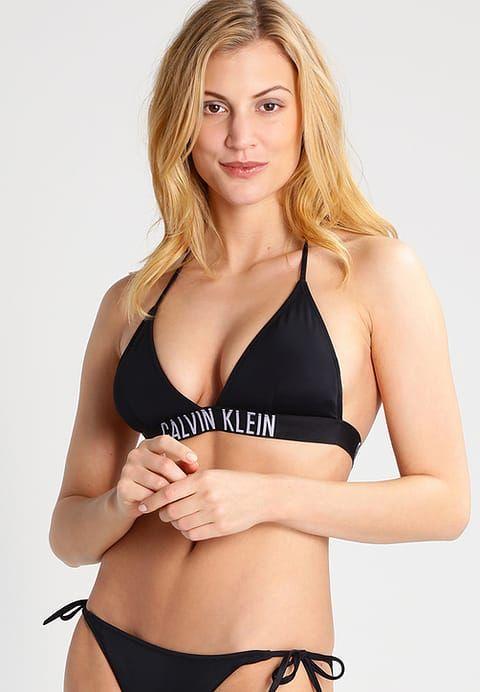 9bc4ca0e793d2 Calvin Klein Swimwear Bikini-Top - black für 39