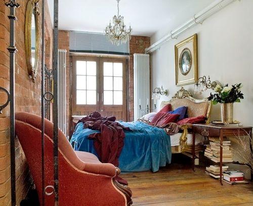 Englisches Schlafzimmer » Pastellfarben rosa weich englische ...