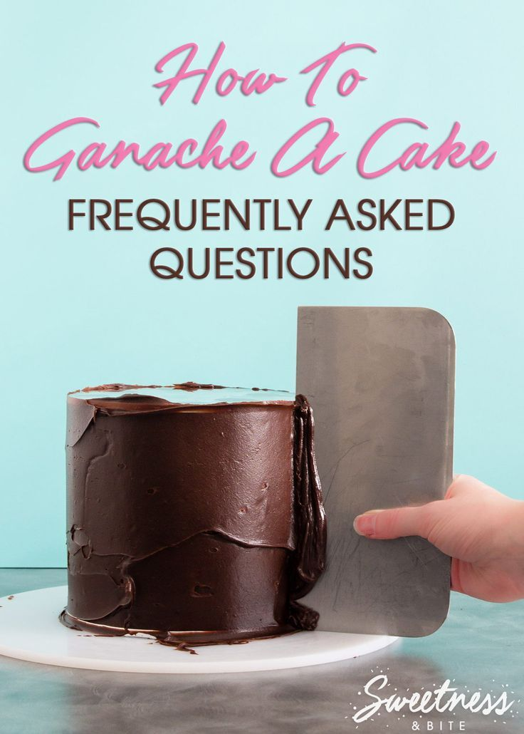 How to Ganache a Cake Frequently Askedu2026