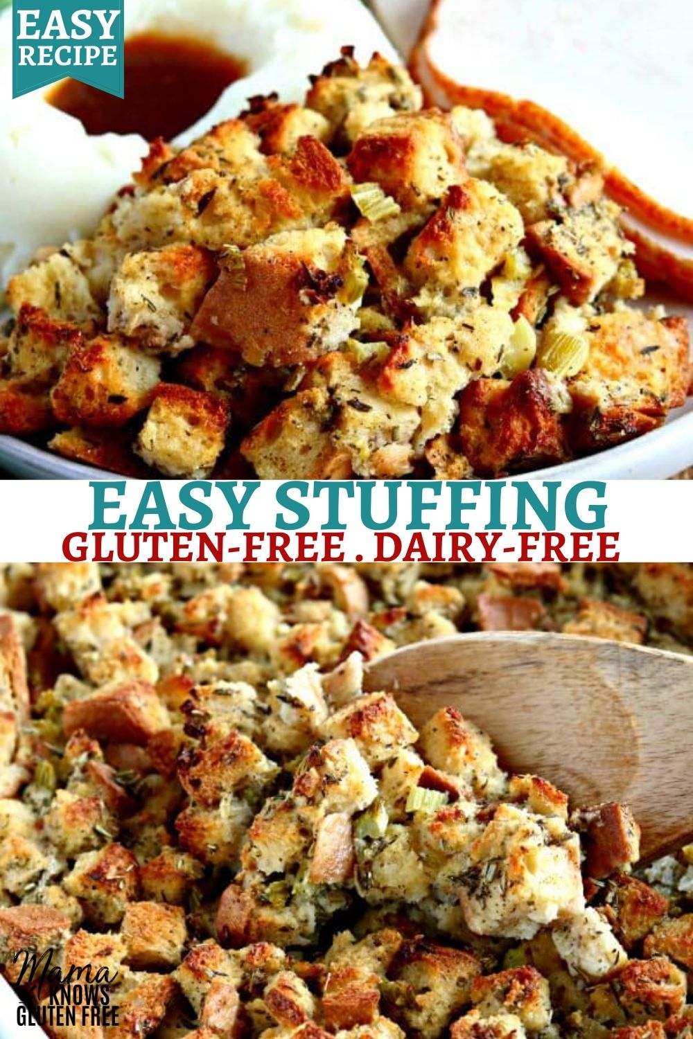 Gluten-Free Stuffing -   18 stuffing recipes easy thanksgiving ideas