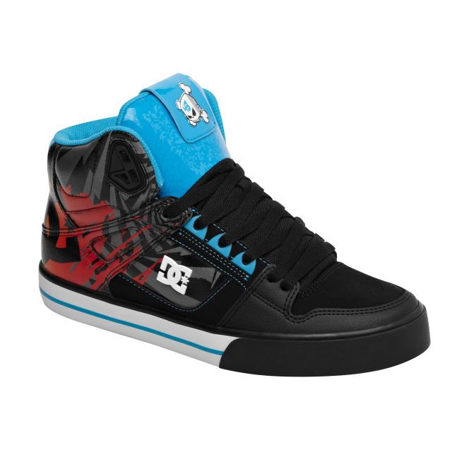 Men's Ken Block Spartan High WC Shoes