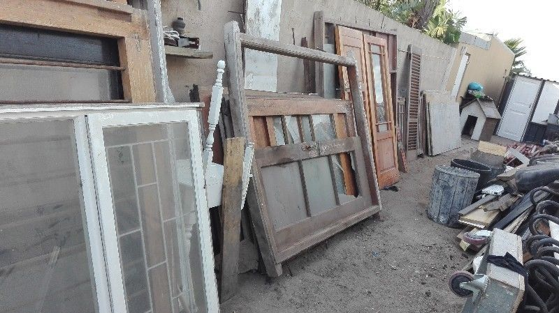 Used Building Materials For Sale Door Frames Windows Etc Please