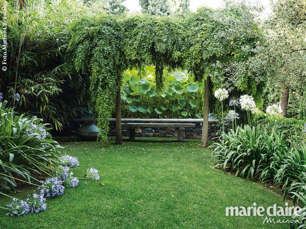 Il giardino eclettico Villa della Pergola ad Alassio