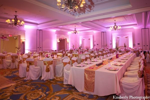 Indian Wedding Reception Lighting Decor Maharaniweddings Gallery Photo