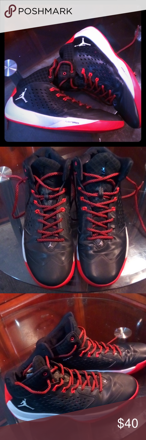 Nike Air Jordan Flight Speed Fly Wire