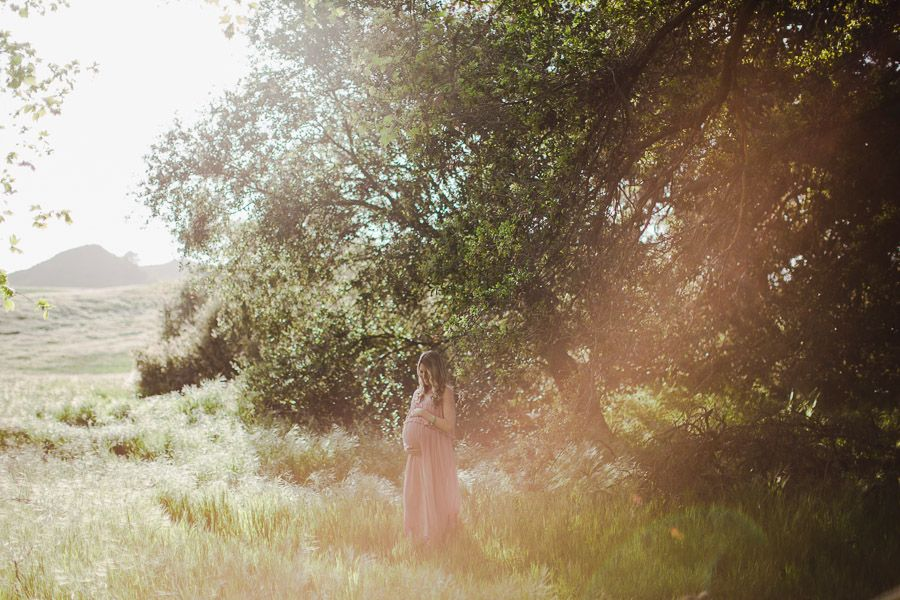Boho Maternity Photography // Mirage+Light Photography