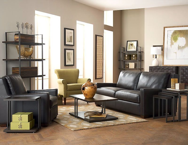 Aurelia with Conal living room via @CORT Furniture  CORT Home