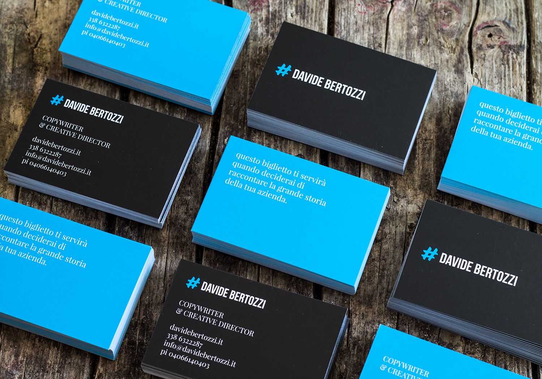 Business card, double set. #copywriter #creativedirector   Jane ...