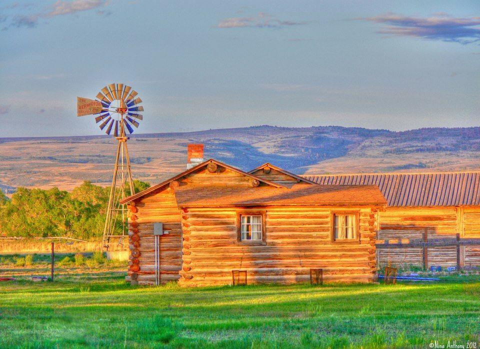"""Homestead"" Laramie, Wyoming. By Nina Anthony"