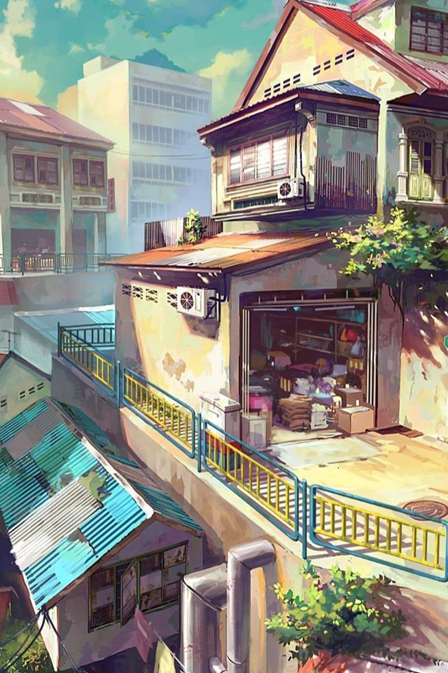 Pin By Wiyta Yuyun On Ilustration Anime Scenery Wallpaper Anime Scenery Scenery Wallpaper