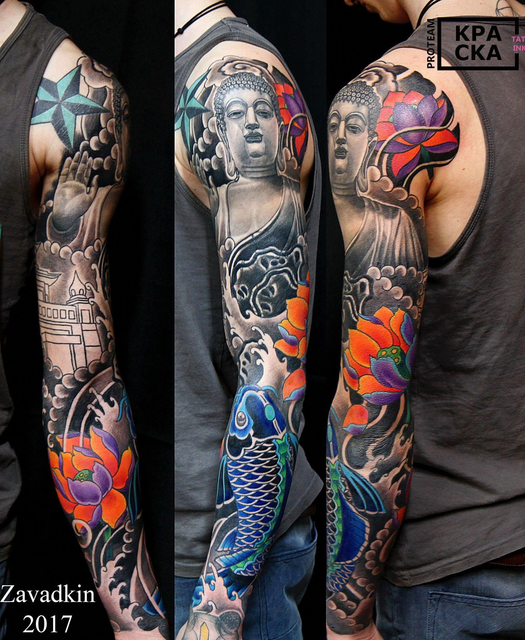 I Really Fancy The Colours Lines And Fine Detail This Really Is A Fantastic Choice If You Want A J Japanese Sleeve Tattoos Tattoos For Guys Sleeve Tattoos