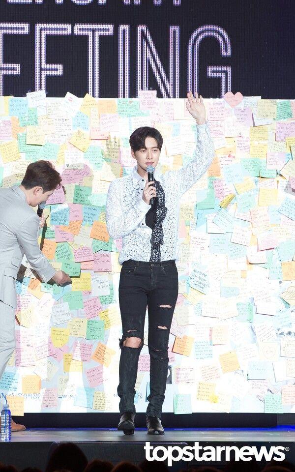 park hae jin 박해진 朴海鎮 10th year anniversary fan meeting april 23, 2016 at seoul olympic stadium