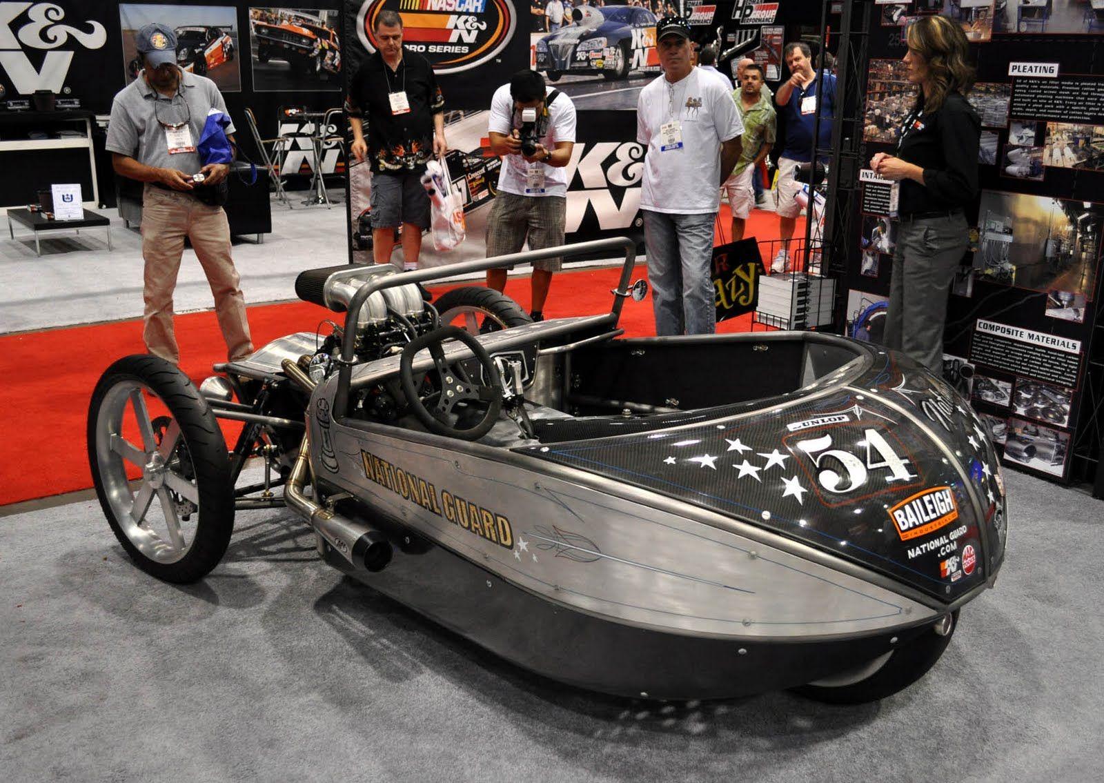 scarlett three wheeler by jesse rooke suzuki gsxr 1000 engine