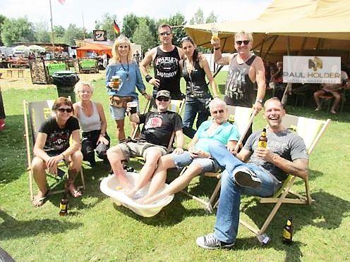 Biker Days 2017 in Pfullendorf. Heiße Bräute und scharfe