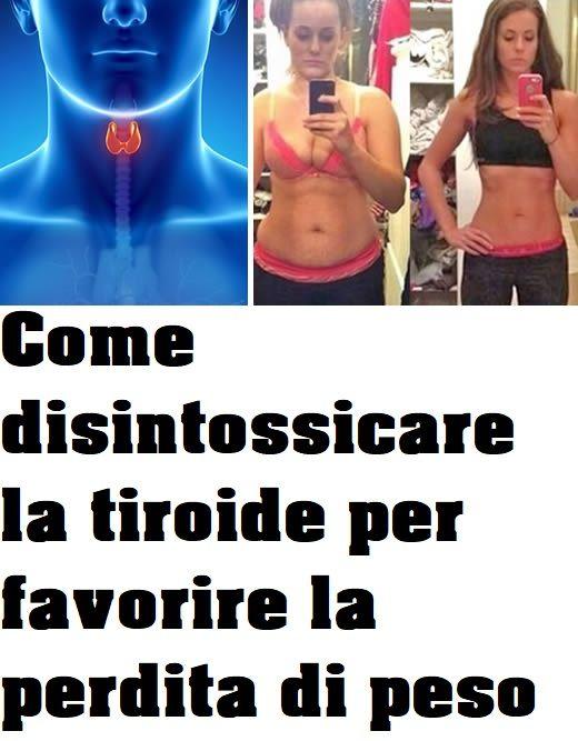 ipotiroidismo e perdita di peso